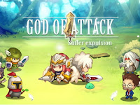 Download Game God of Attack MOD APK Unlimited Money