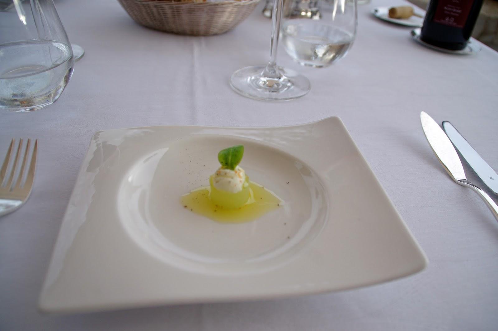 Appetiser Nautika Restaurant Dubrovnik