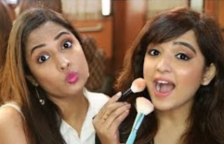 Chit-Chat Makeup (ft. Shirley Setia) for YTFF Live Show
