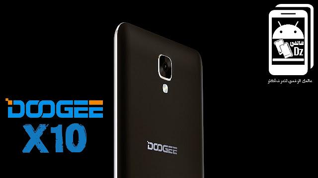 سعر و مواصفات هاتف  Doogee X10