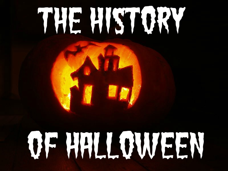 how did halloween start history of halloween