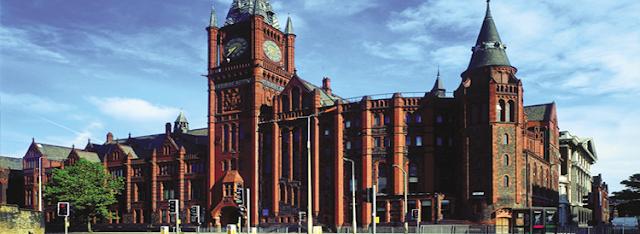 Ливерпульский университет - University of Liverpool