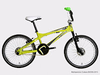 Sepeda BMX United Jumper-X Free Style 20 Inci