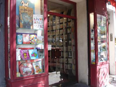 La Bouquinerie des Cinq avenues, à Marseille