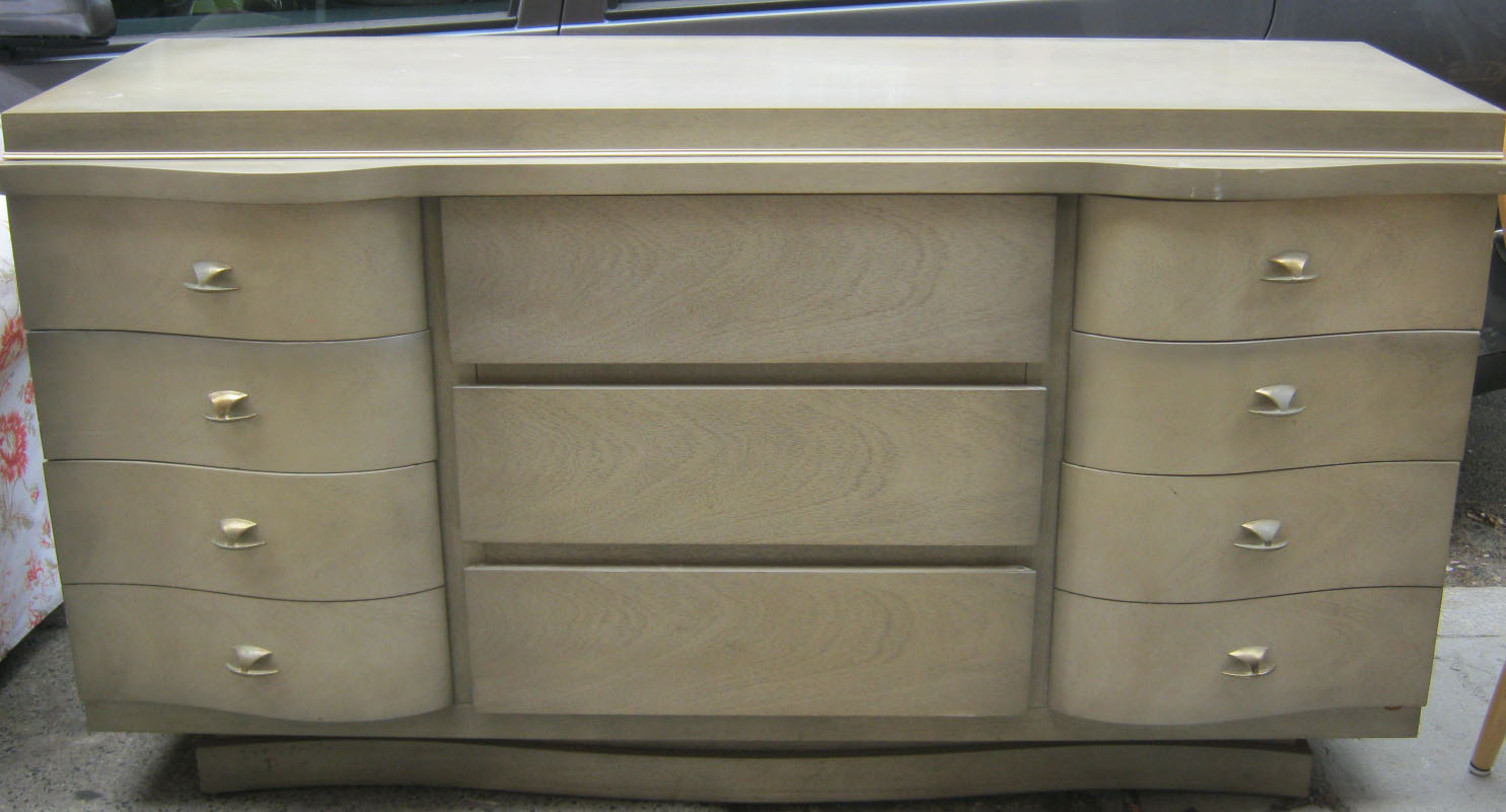 Free Pick Up Donations Furniture Uhuru Furniture & Collectibles: 1950's Bedroom Set - SOLD