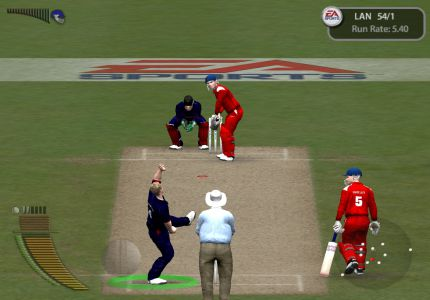 Download EA Cricket 2005 Highly Compressed Game For PC