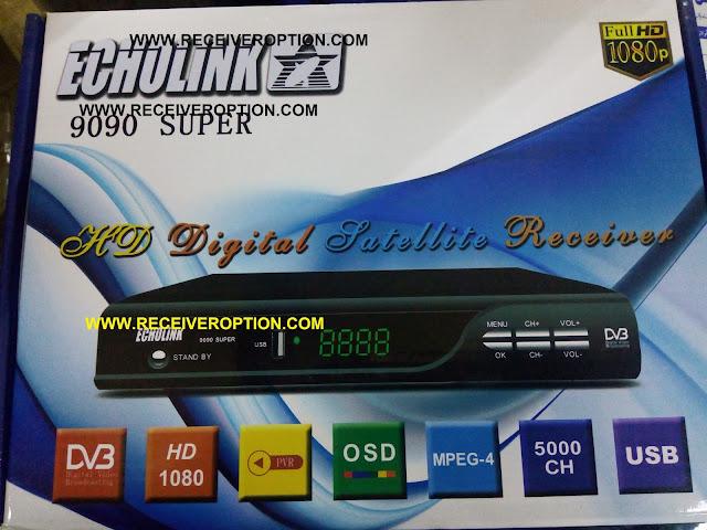 ECHOLINK 9090 SUPER HD RECEIVER DUMP FILE