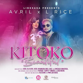 Avril Ft. L Rice - Kitoko beautiful