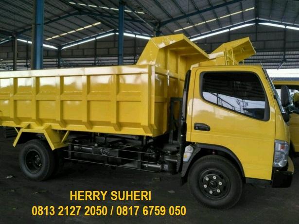 paket kredit dp super hemat colt diesel dump truck 2020