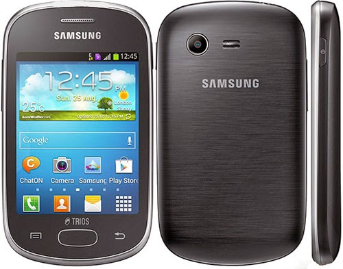 Helpers Ways: Samsung Galaxy Star Trios S5283 PC Suite and