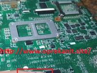 Perbaiki Laptop Asus K43SD dengan Kerusakan Masalah Booting Looping 5x (5 Kali) Baru Display