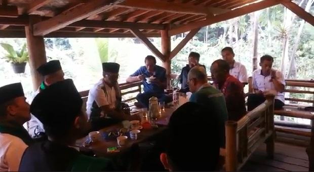 Ingin Ada Perubahan, APP & TPD Ciamis Ngadu ke Eka Santosa