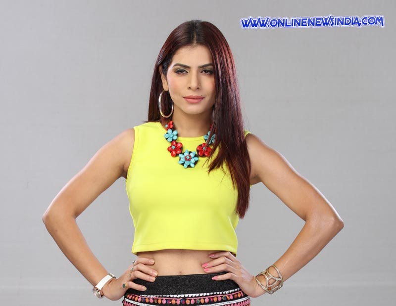 Isha Anand Sharma as Isha in Super Sisters