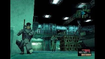 Metal Gear Solid Screenshot 1