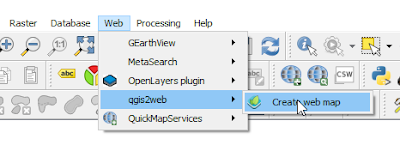 qgis2web plugin