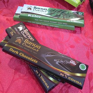 Variasi Cokelat Hasil UKM Asli Indonesia