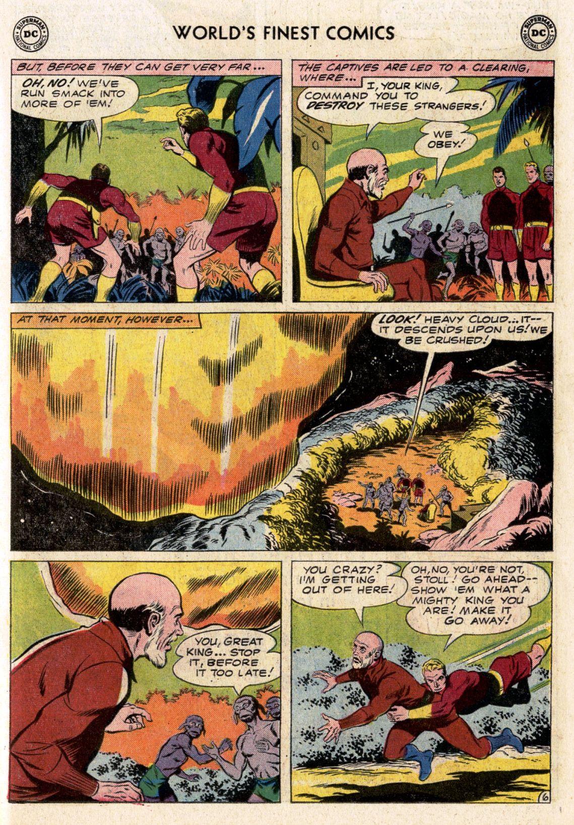 Read online World's Finest Comics comic -  Issue #119 - 23