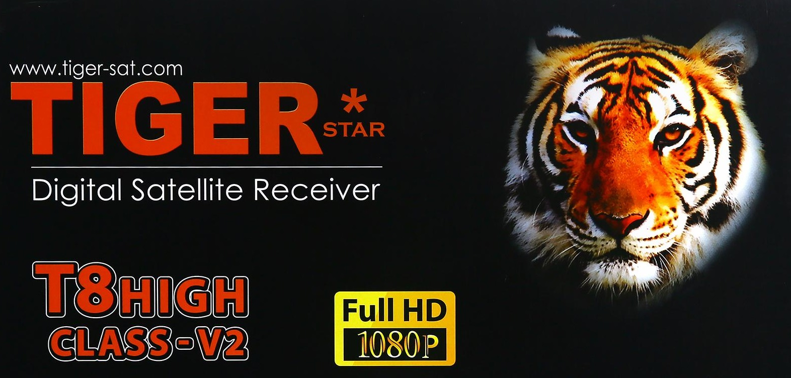 Tiger T8 High Class 4k HEVC Receiver Software 25-10-2018 - Satellite