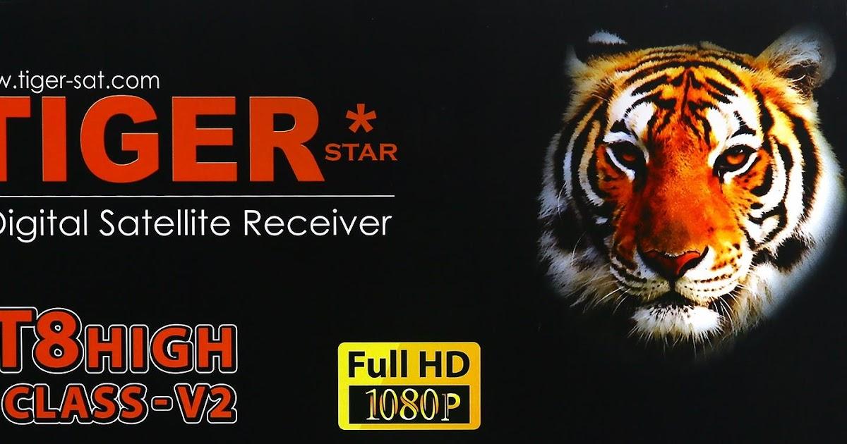 Tiger T8 High Class 4k HEVC Receiver Software 25-10-2018