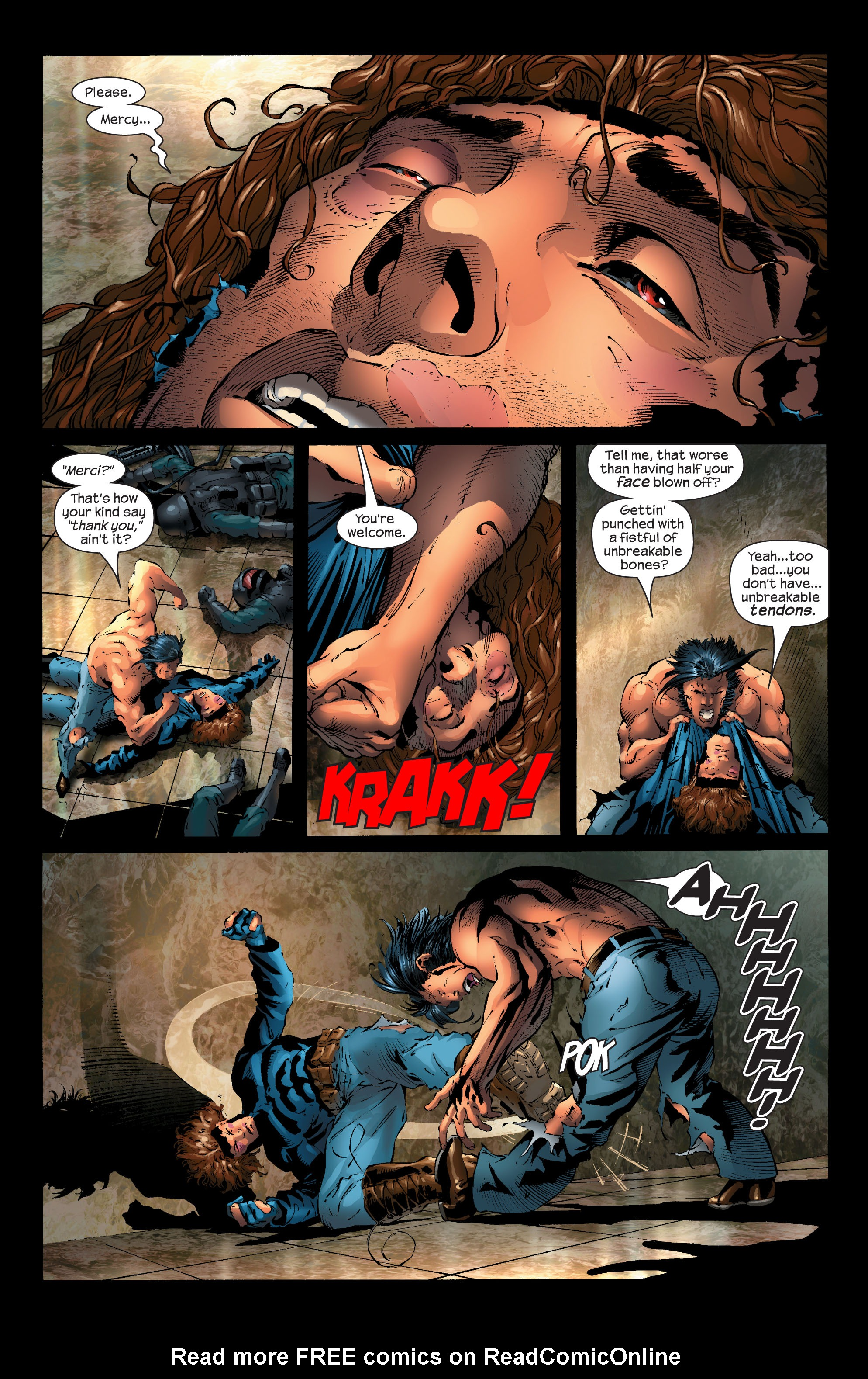 Read online Ultimate X-Men comic -  Issue #53 - 13