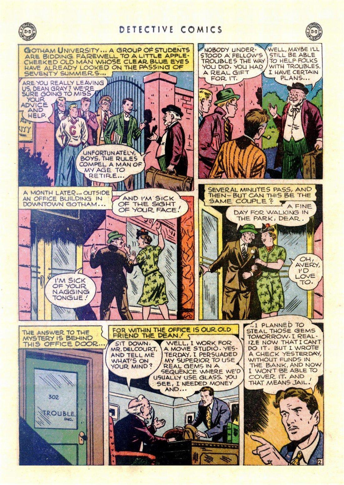 Read online Detective Comics (1937) comic -  Issue #103 - 4