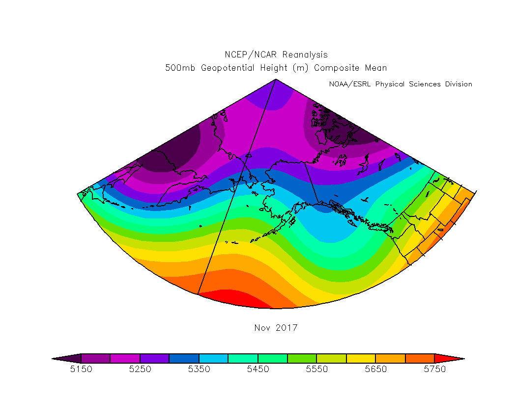Deep Cold: Alaska Weather & Climate: 2017