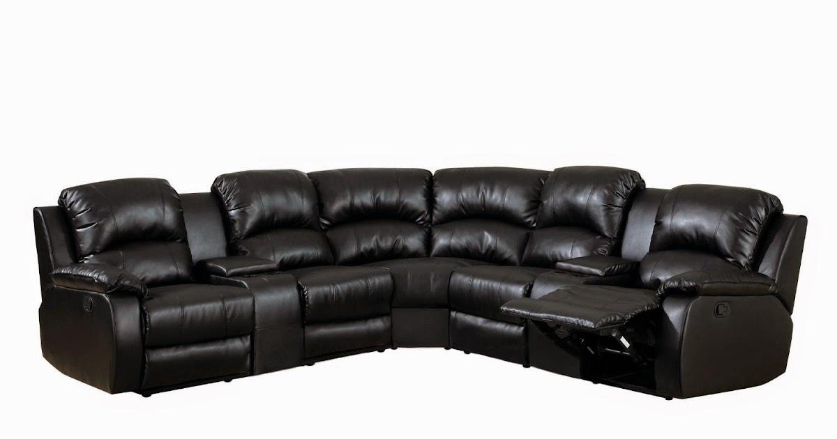 Best Leather Reclining Sofa Brands Reviews: England Novak ...