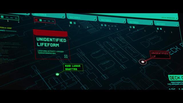 Alien: Covenant - Audi Lunar Quattro