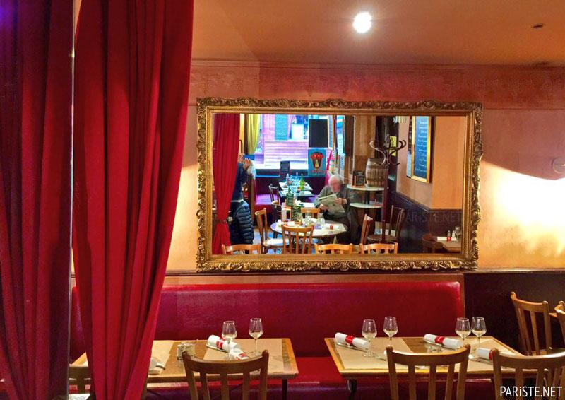 Rue Mouffetard\'da Bir Lezzet Mekanı: Restaurant Le Mouffetard ...