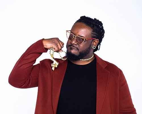 T- Pain dishes out some x-rated advice to the men
