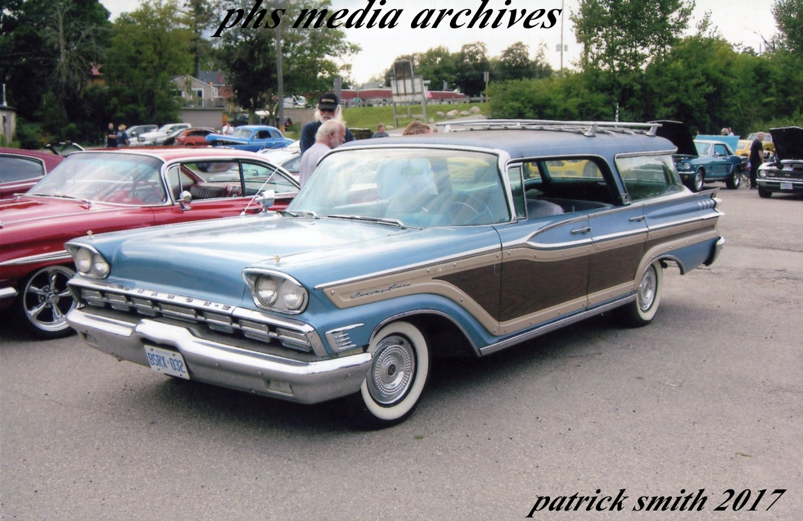 Monarch Ii Production Was Lower Than The Us Monterey Colony Park Wagon Total