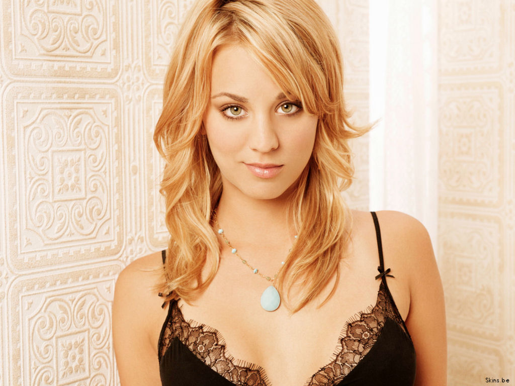 image Kaley cuoco the big bang theory s10e07