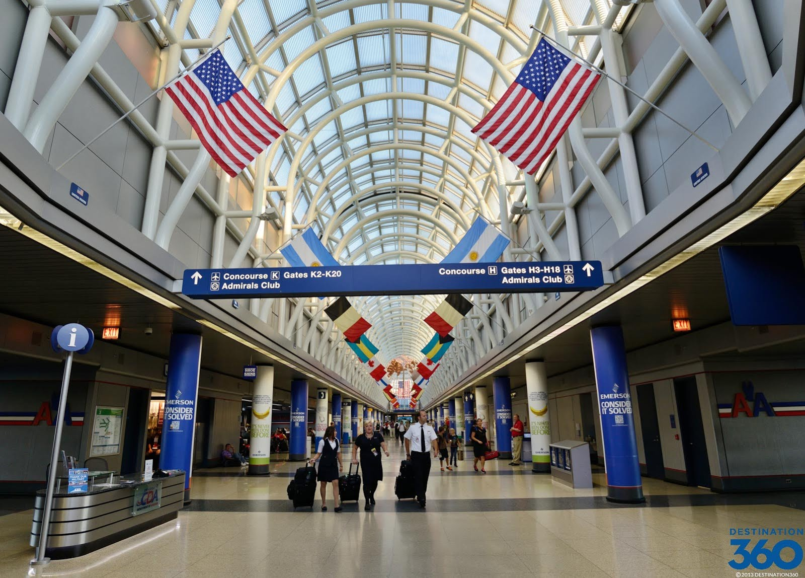 芝加哥 機場交通