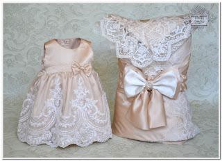 набор на выписку, комплект для новорожденного, платье на выписку