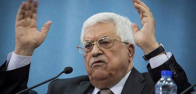 Presiden Palestina Tolak Telepon dari Trump