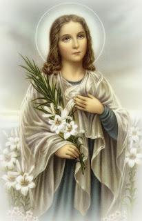Resultado de imagem para santa maria goretti biografia
