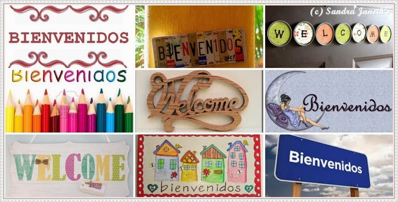 Varias imagenes de Letreros de Bienvenidos