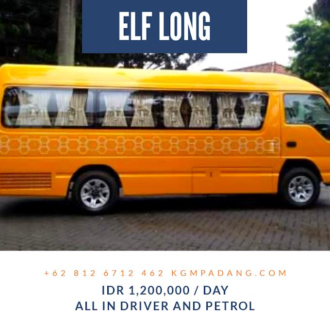 Mobil Mewah dan Bus di Padang Rental Dengan Sopir