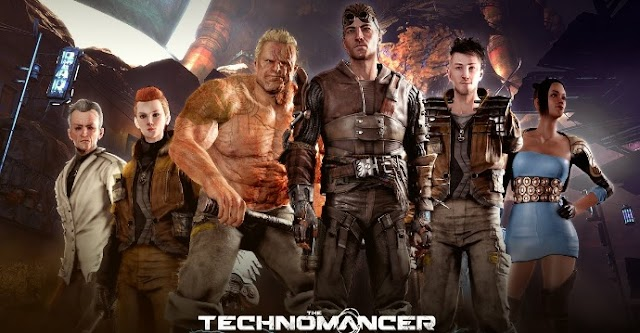 The Technomancer review and story
