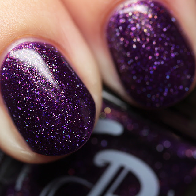 Pretty Jelly Nail Polish Mauve Stinger