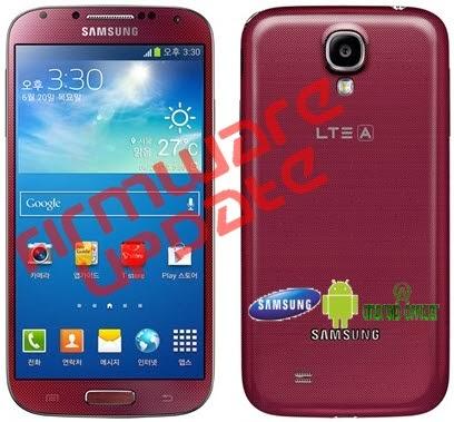 Samsung Galaxy S4 SHV-E330L LTE-A Korea