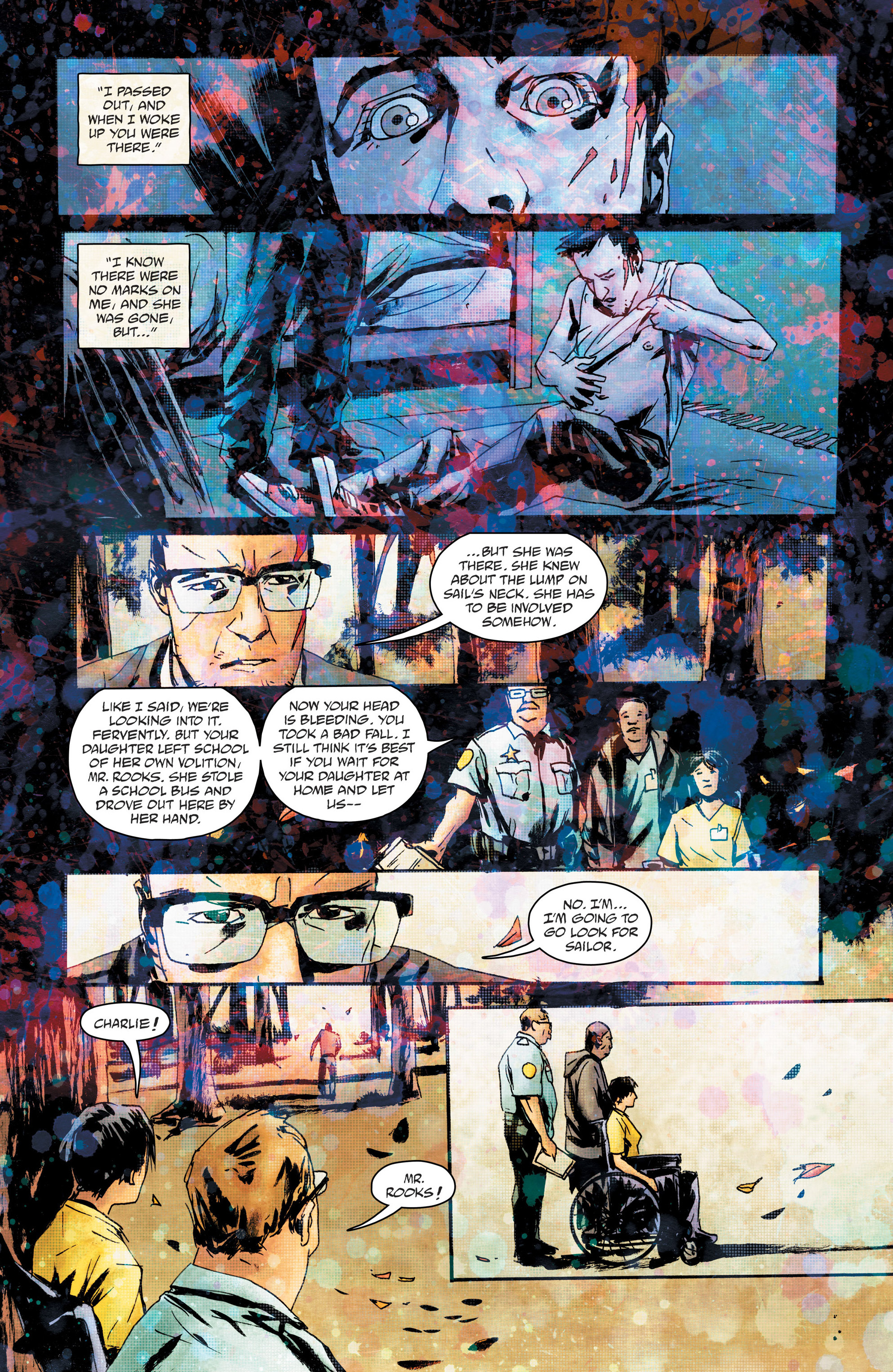 Read online Wytches comic -  Issue #3 - 12