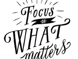 Nicole Rovig Focus on What Matters