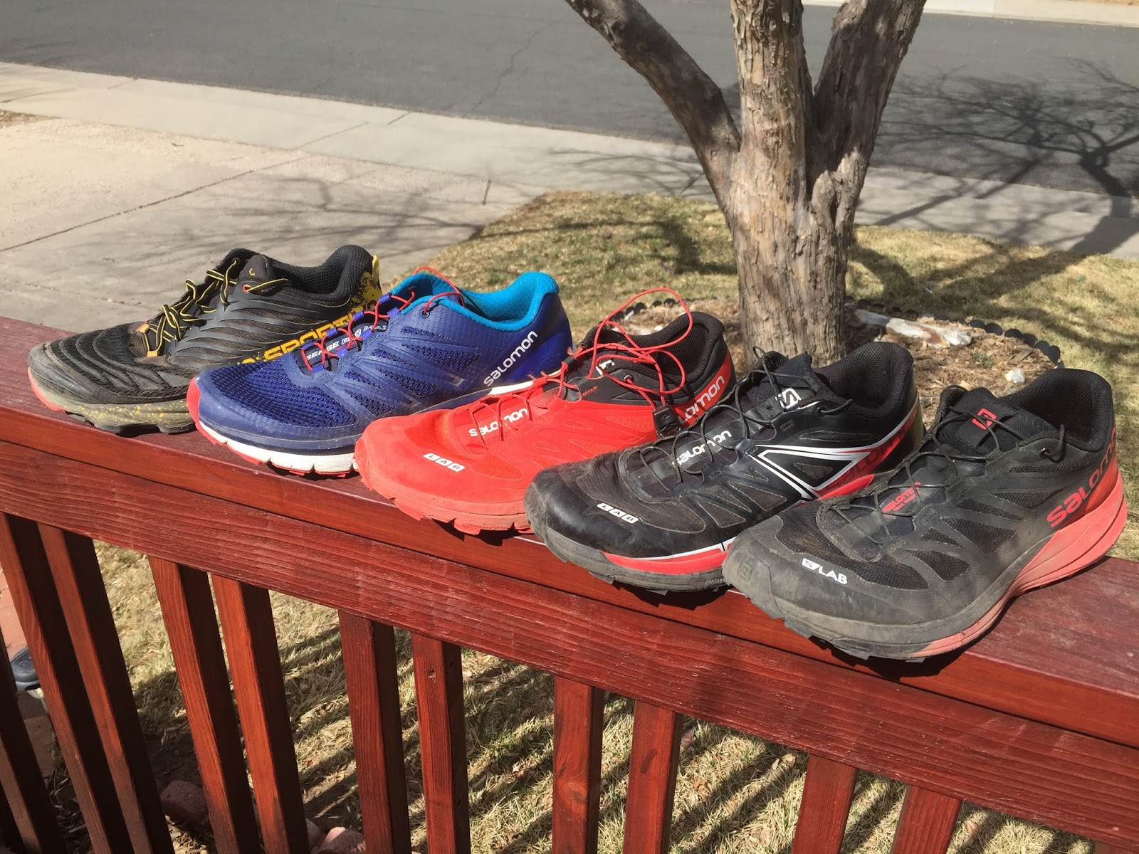 Road Trail Run: Salomon S-Lab Sense Ultra Review - S-Lab