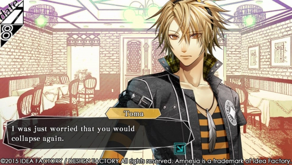 Amnesia Memories PC Free Download Screenshot 3