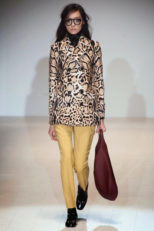 Gucci AW14 Milan Fashion Week. MFW