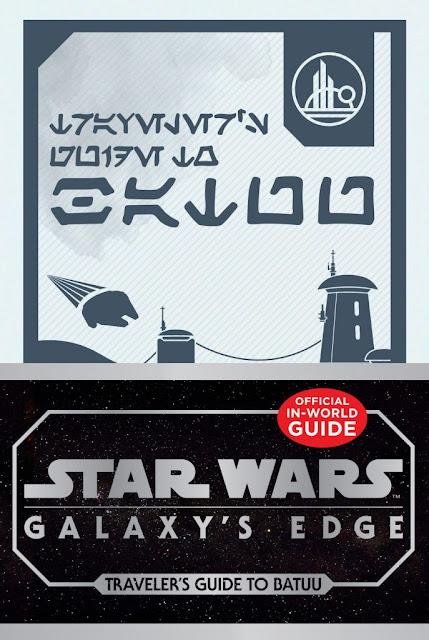 Star Wars Galaxy's Edge Traveler's Guide to Batuu Target Merchandise