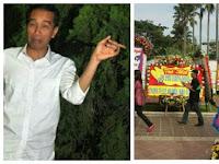 Terkait Rencana Jokowi, Pengamat ini Bongkar Siasat Kenapa Banjiri Karangan Bunga untuk Ahok