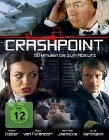 Poster Of Crash Point 2009 Hindi Dubbed 500MB DVDRip 480p Free Download Watch Online