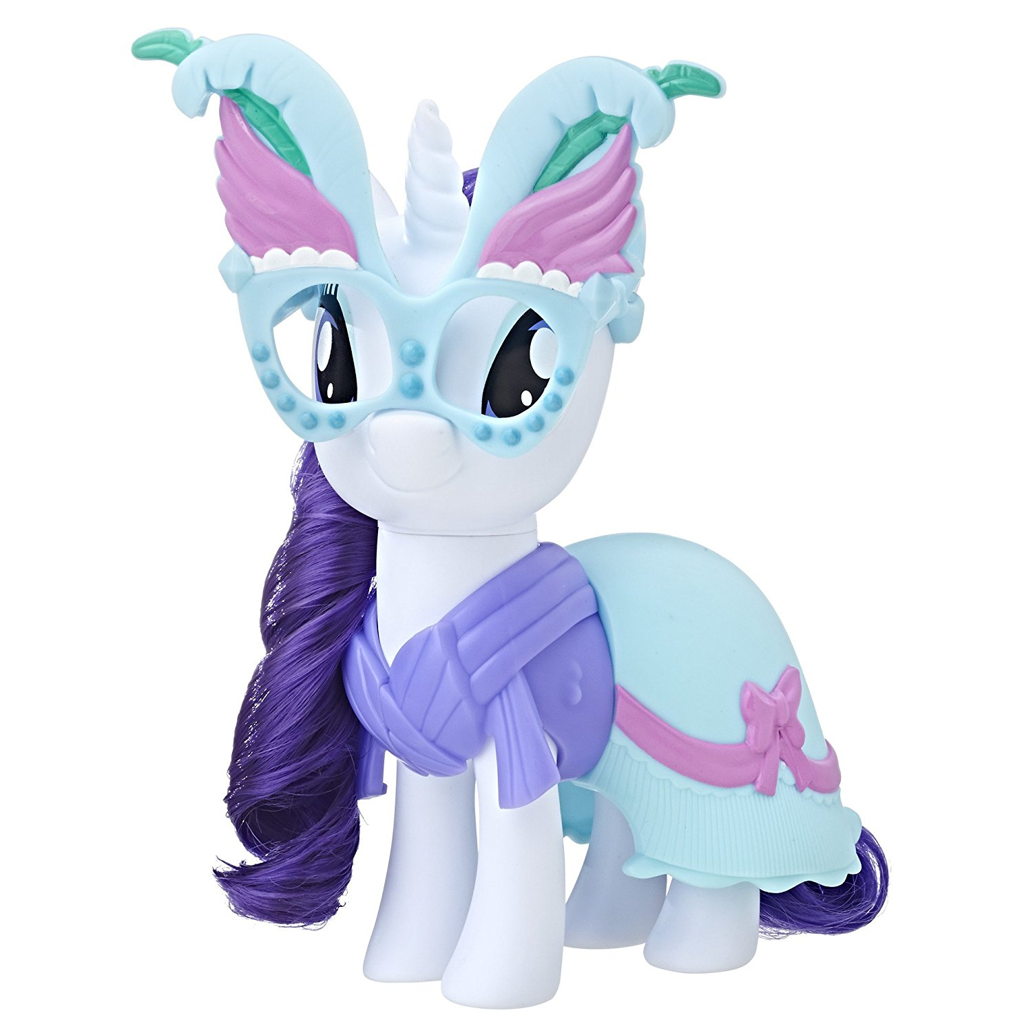 Rarity Fashion Style MLP The Movie 1 Future Fashion